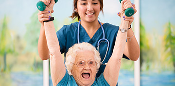 AK Hoherade - Pflegeleistungen